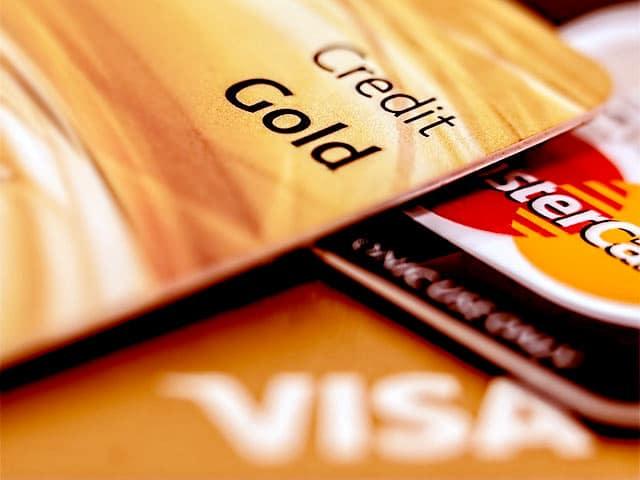 karty kredytowe Gold Visa i MasterCard