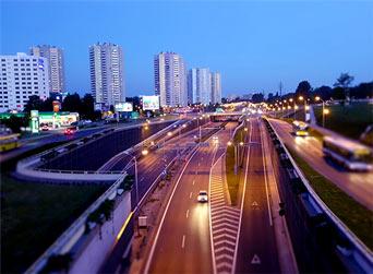 Katowice droga