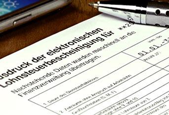 niemieckie dokumenty podatkowe