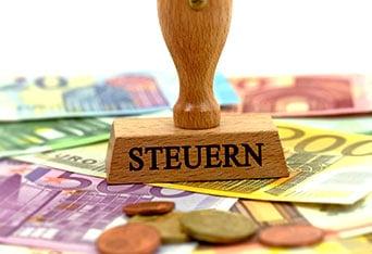 stempel steuern na banknotach euro
